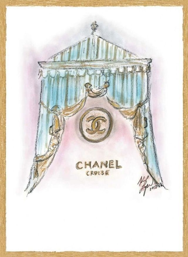 CHANEL CROCIERA 2012 2013