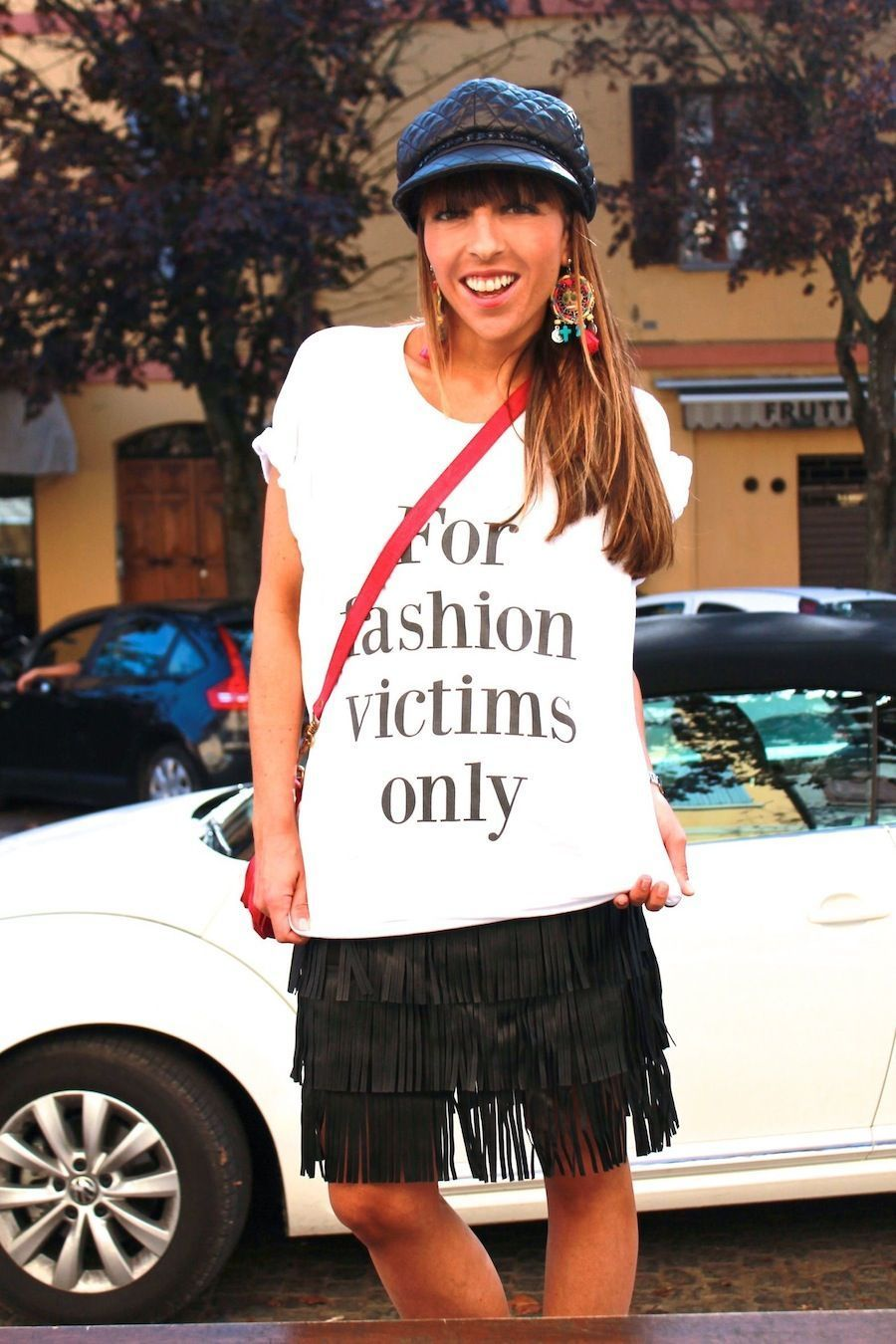 Fashion week Victims fashion for girls