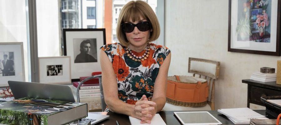 73 QUESTIONS FOR ANNA WINTOUR