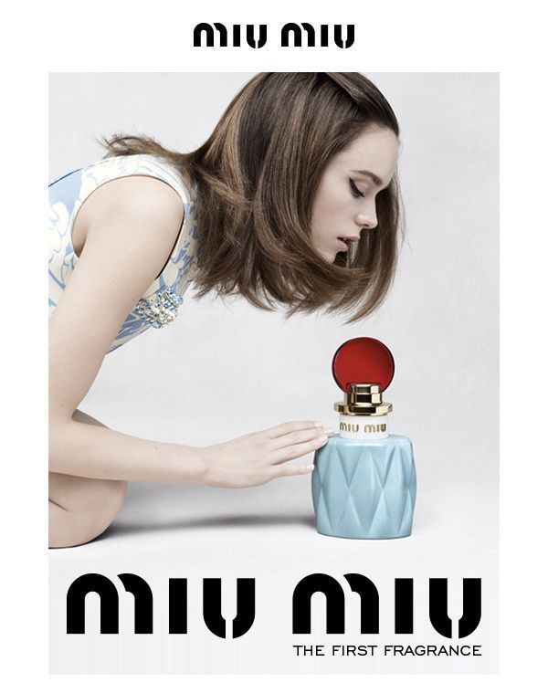 Miu Miu: the first fragrance