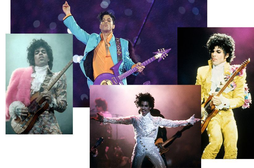 prince outfit