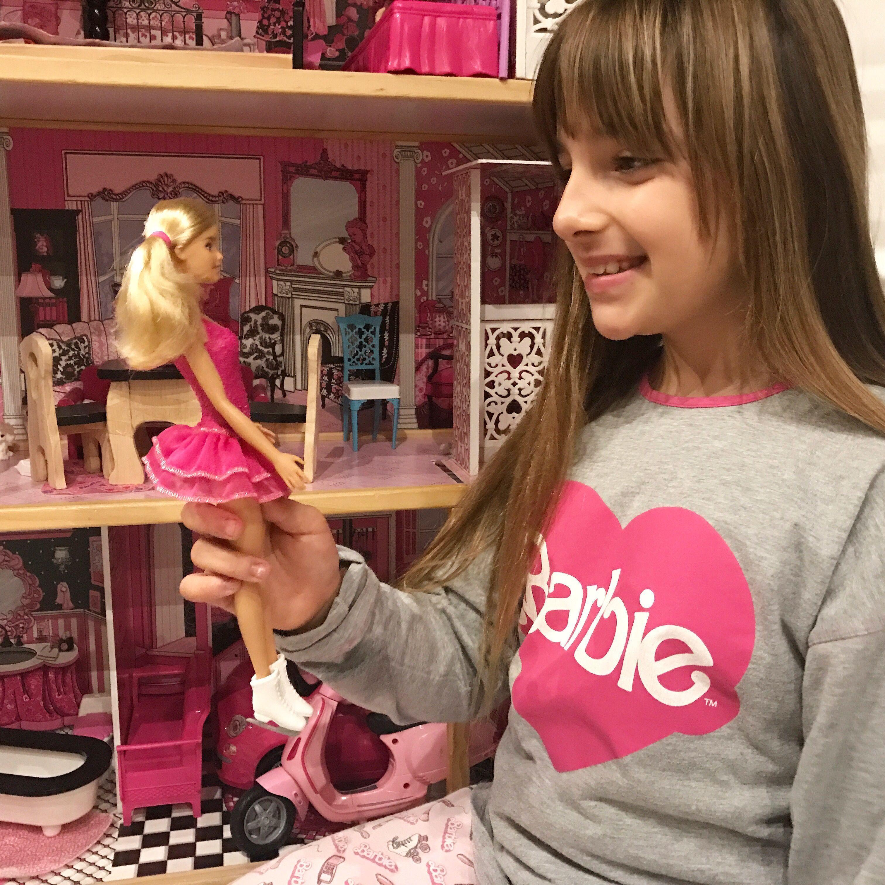 Con Barbie puoi essere tutto ciò che desideri