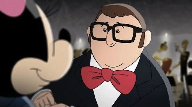 ELECTRIC HOLIDAY THE MOVIE MINNIE AND ALBER ELBAZ