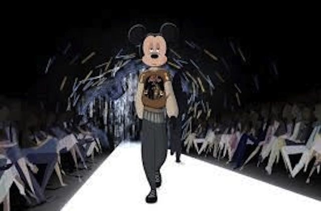 ELECTRIC HOLIDAY THE MOVIE MICKEY MOUSE