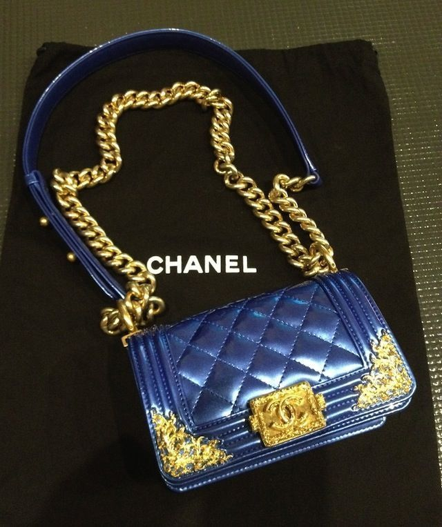 CHANEL CRUISE 2013 BAGS