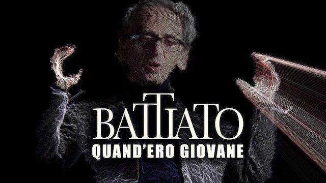 BATTIATO - QUAND'ERO GIOVANE
