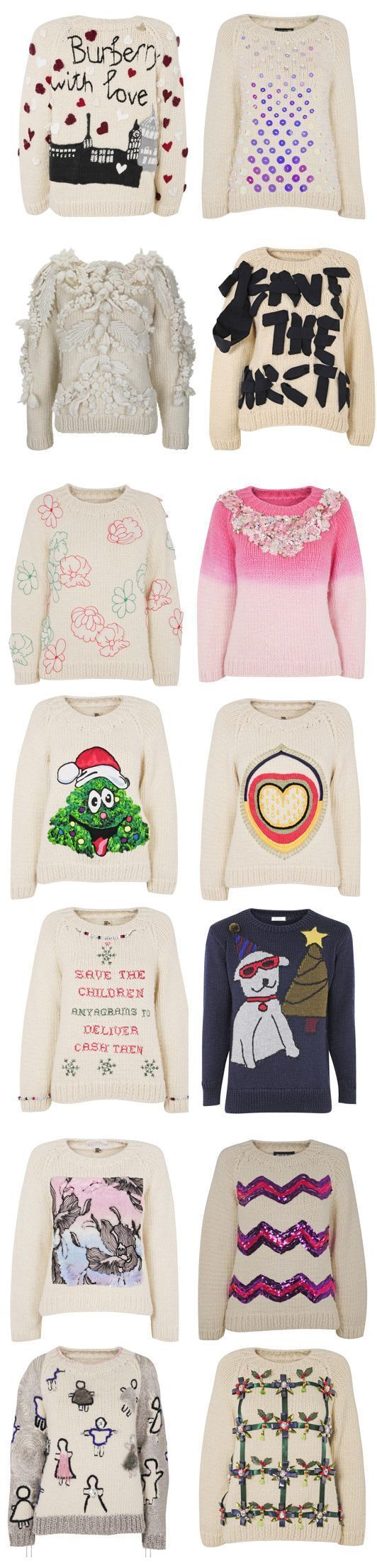 Christmas Jumper for Save the Children