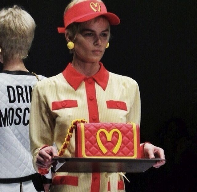 MOSCHINO FALL WINTER 2014 2015