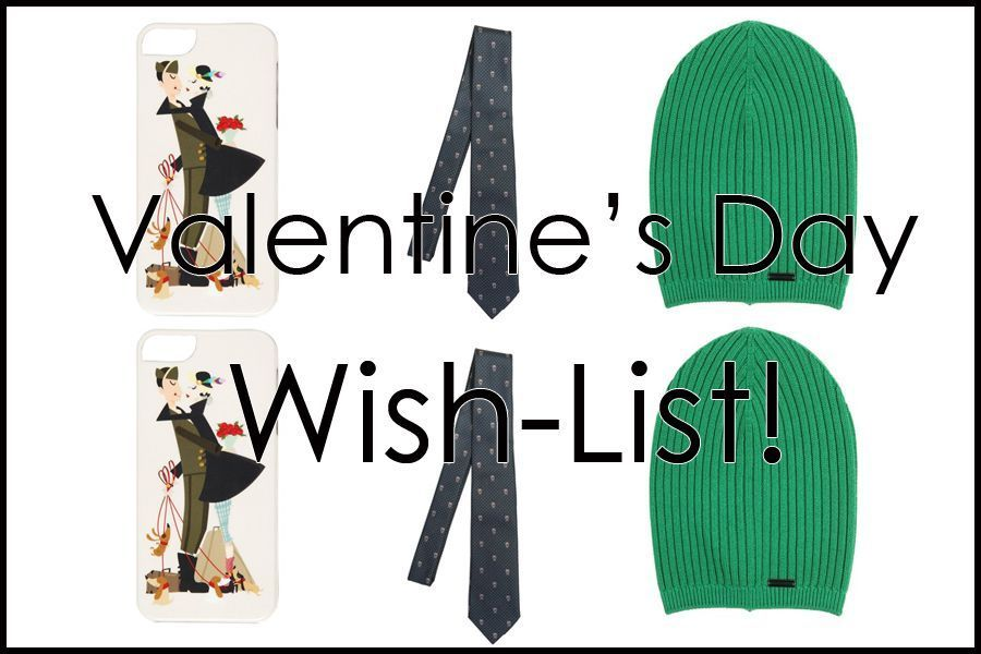 valentine's day wish list