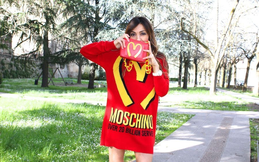 MOSCHINO JEREMY SCOTT COLLECTION