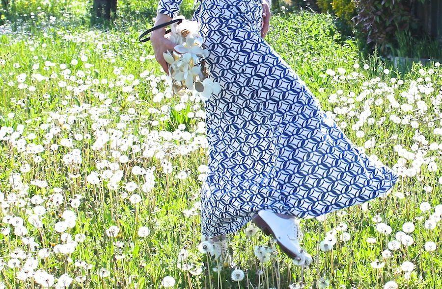 Diane Von Furstenberg Spring summer 2014