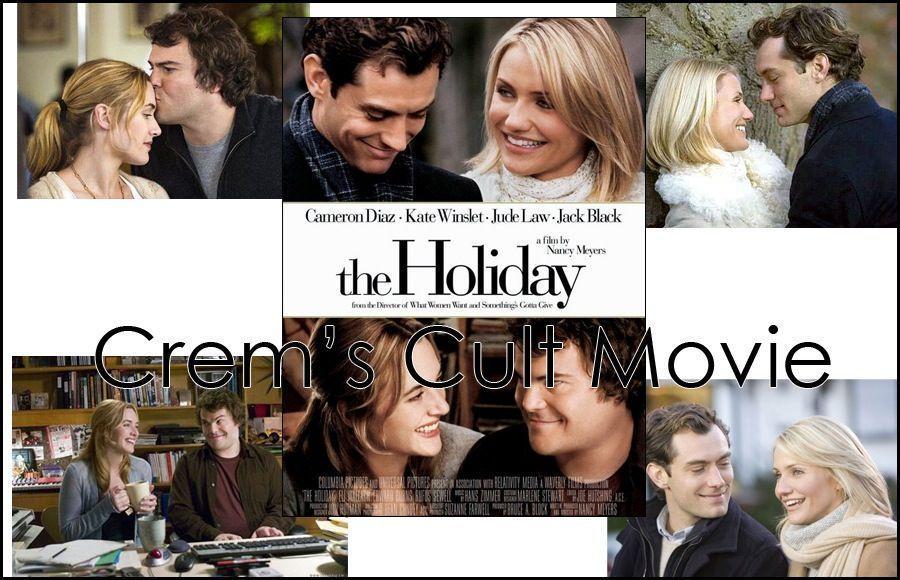 copertina the holiday
