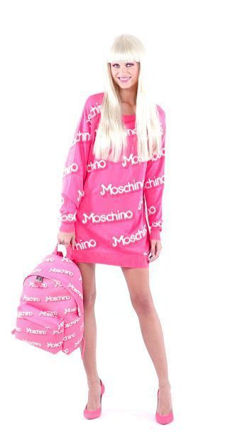 MOSCHINO RUNWAY CAPSULE COLLECTION SS15