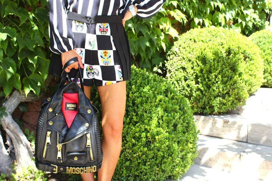 MOSCHINO BAGS FALL WINTER 2015