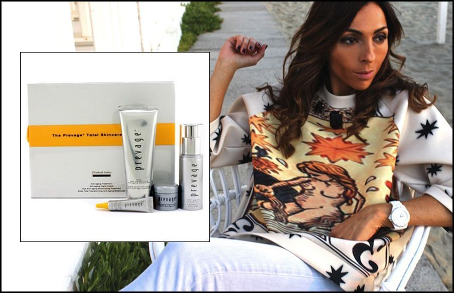 prevage skincare collection