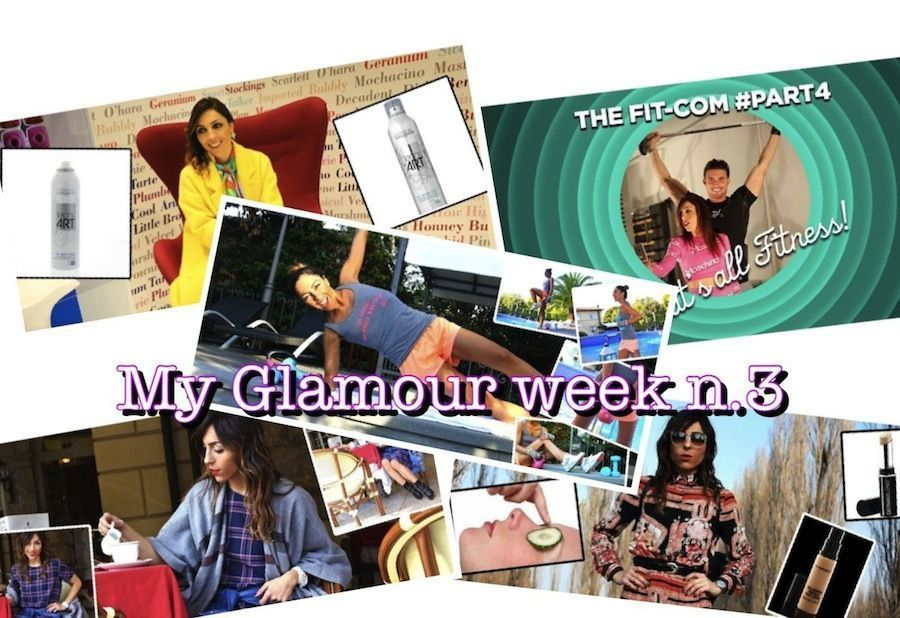 My Glamour week n.3