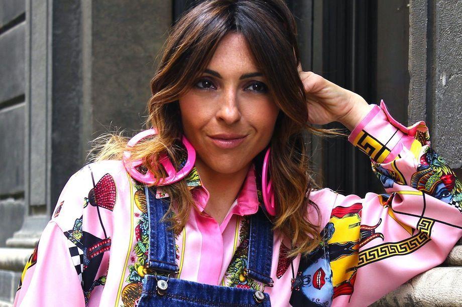 ENRICA ALESSI GLAMOUR ITALIA