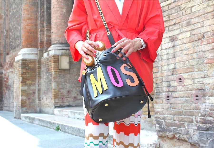 MOSCHINO BAGS