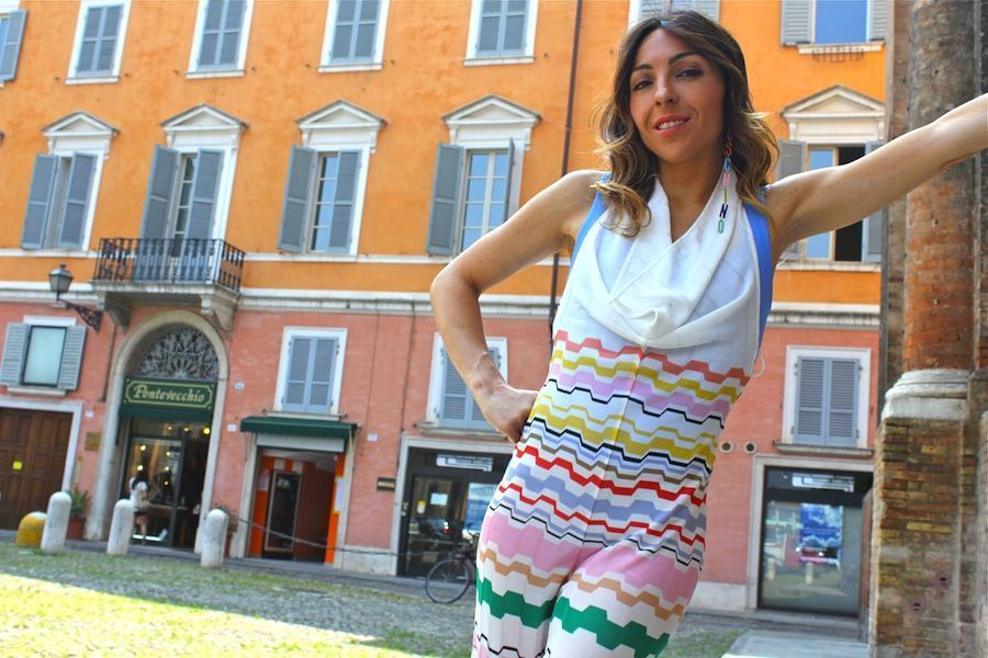 ENRICA ALESSI GLAMOUR