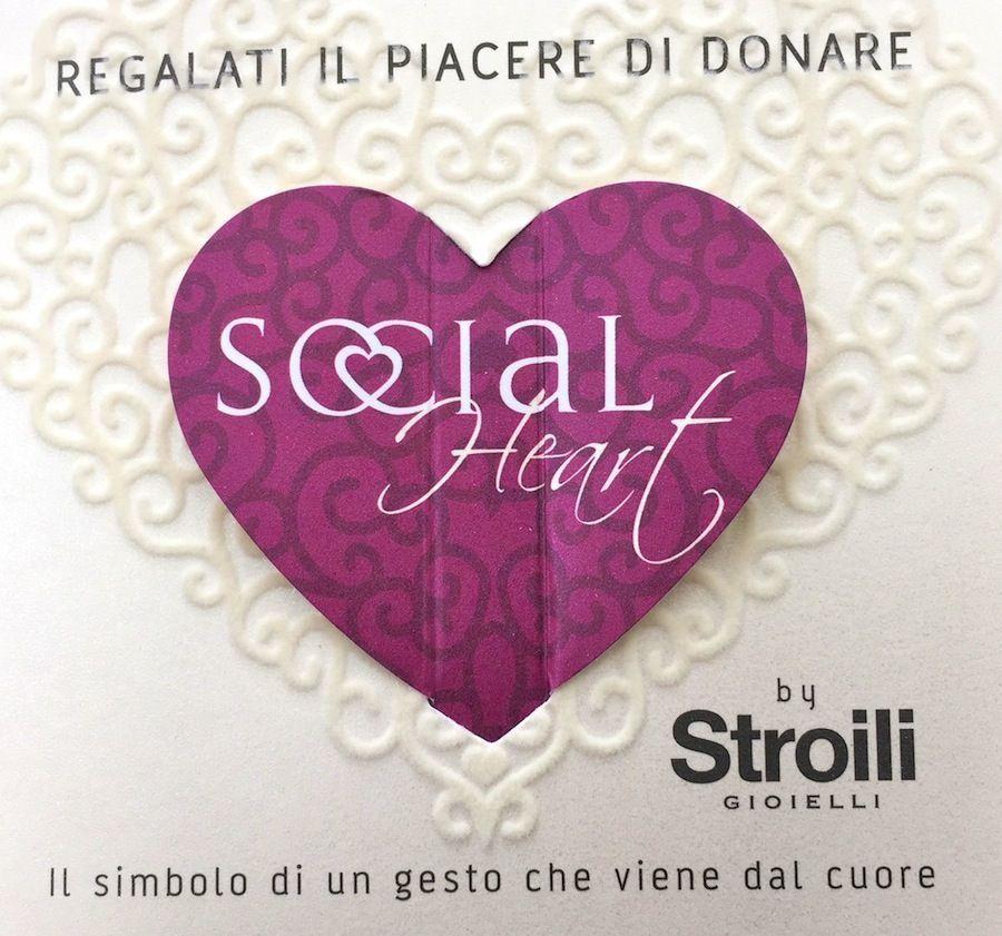 Social Heart luca argentero stroili