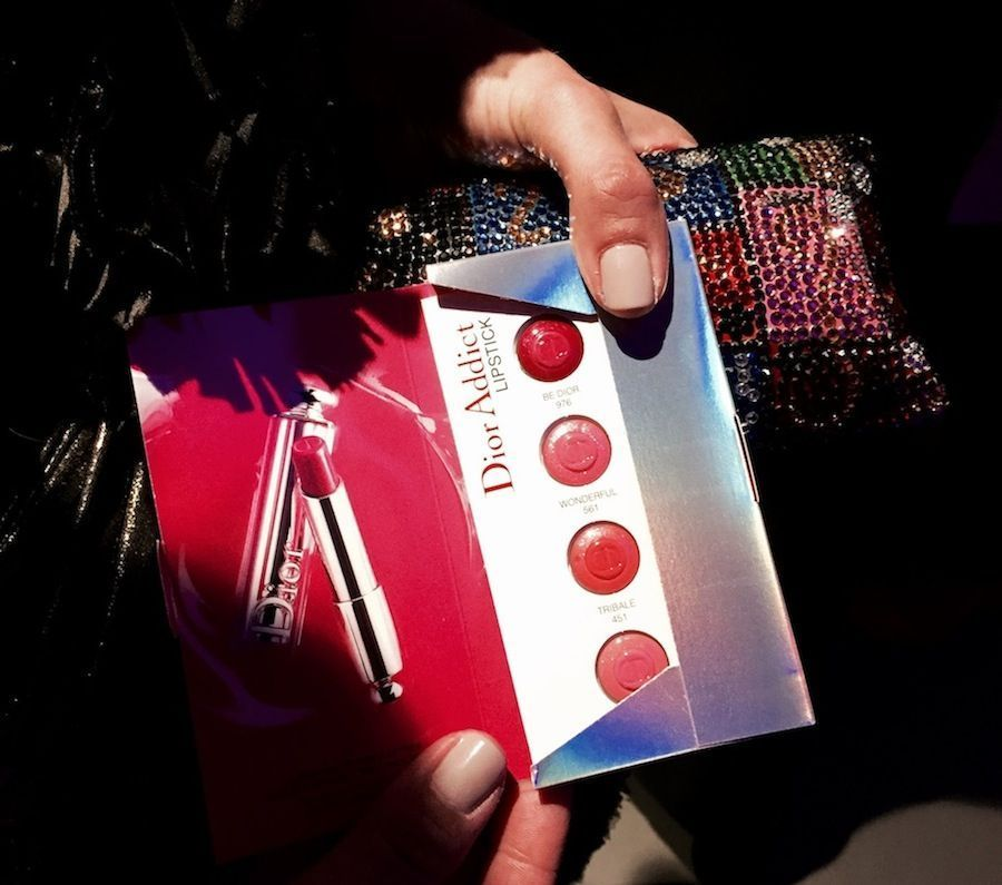 Dior Addict: new lipsticks, new fragrances