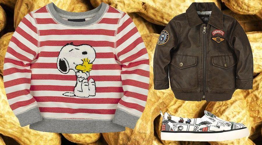 Gap Kids + Peanuts