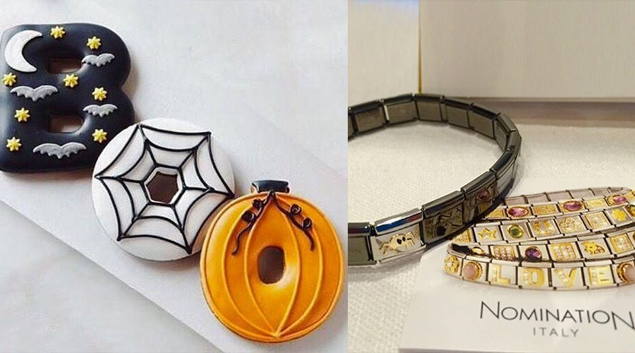 Nomination celebrates the Halloween Party