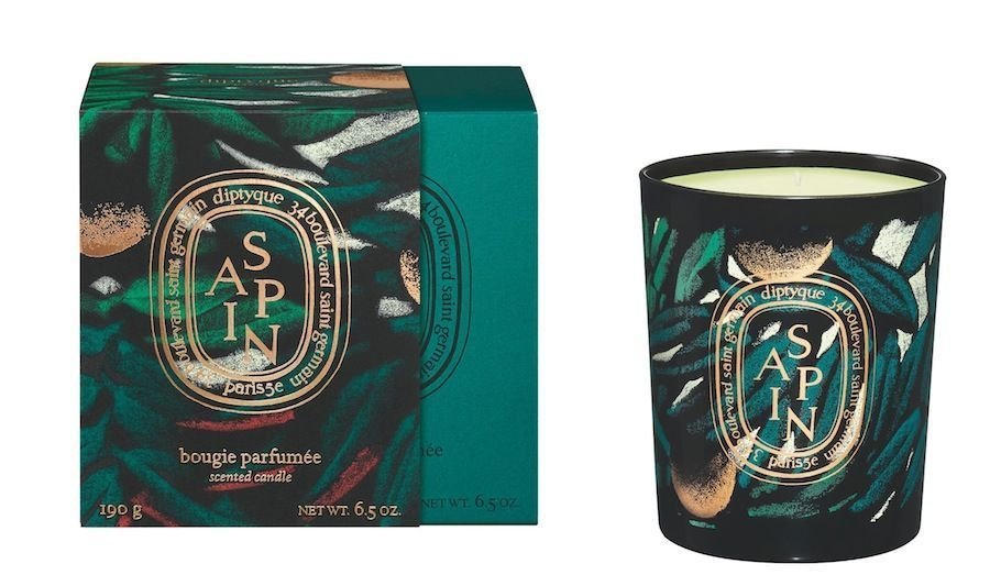 Diptyque Christmas collection 2015