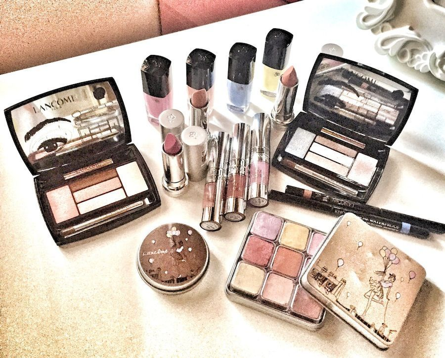 FROM LANCÔME WITH LOVE – Look make-up primavera 2016