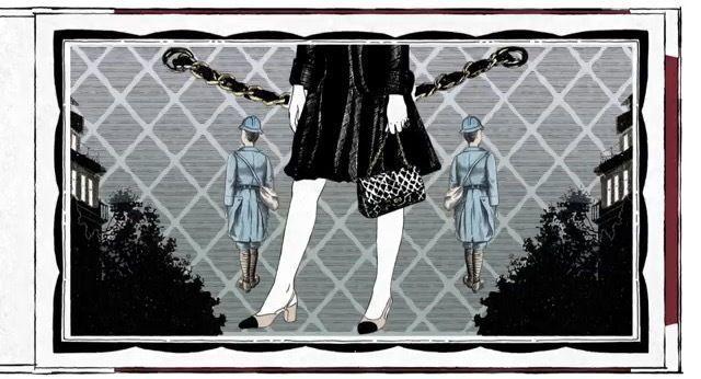 Chanel e il suo vocabolario della moda