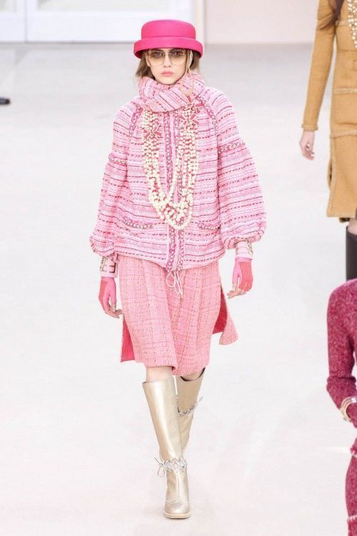 CHANEL FALL WINTER 2016 2017