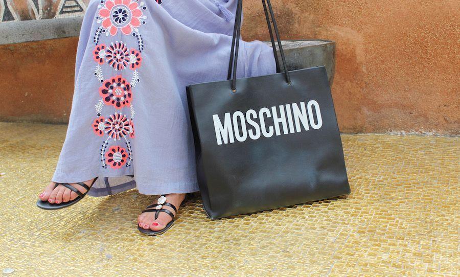 MOSCHINO BAGS