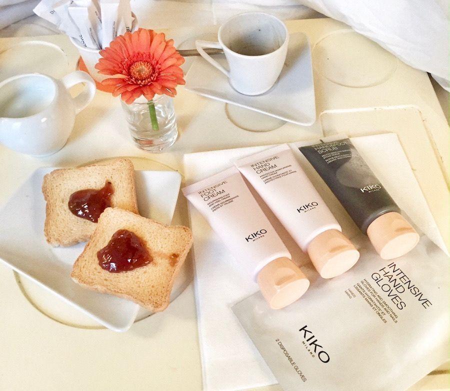 KIKO COSMETICS hand cream
