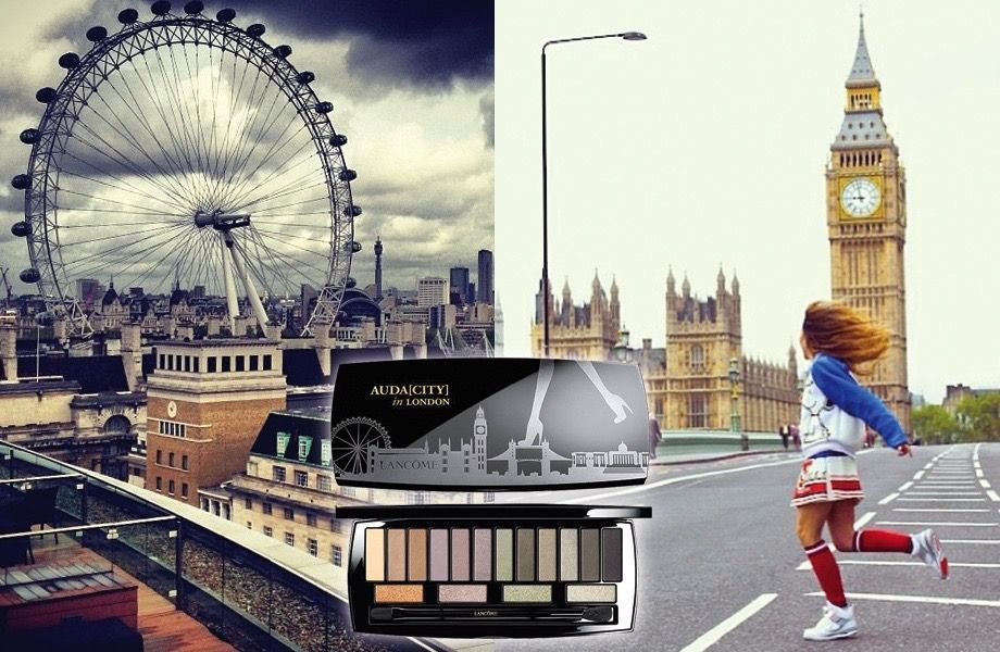 Lancôme presenta Auda[City] in London