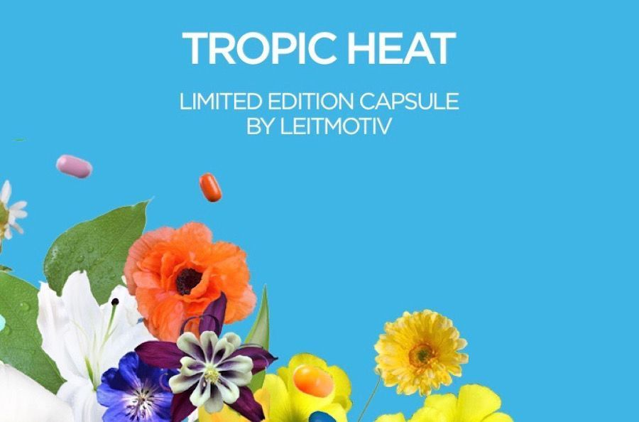 KIKO TROPIC HEAT by Leitmotiv