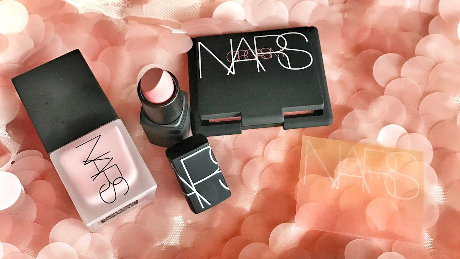 Orgasm by Nars the summer collection