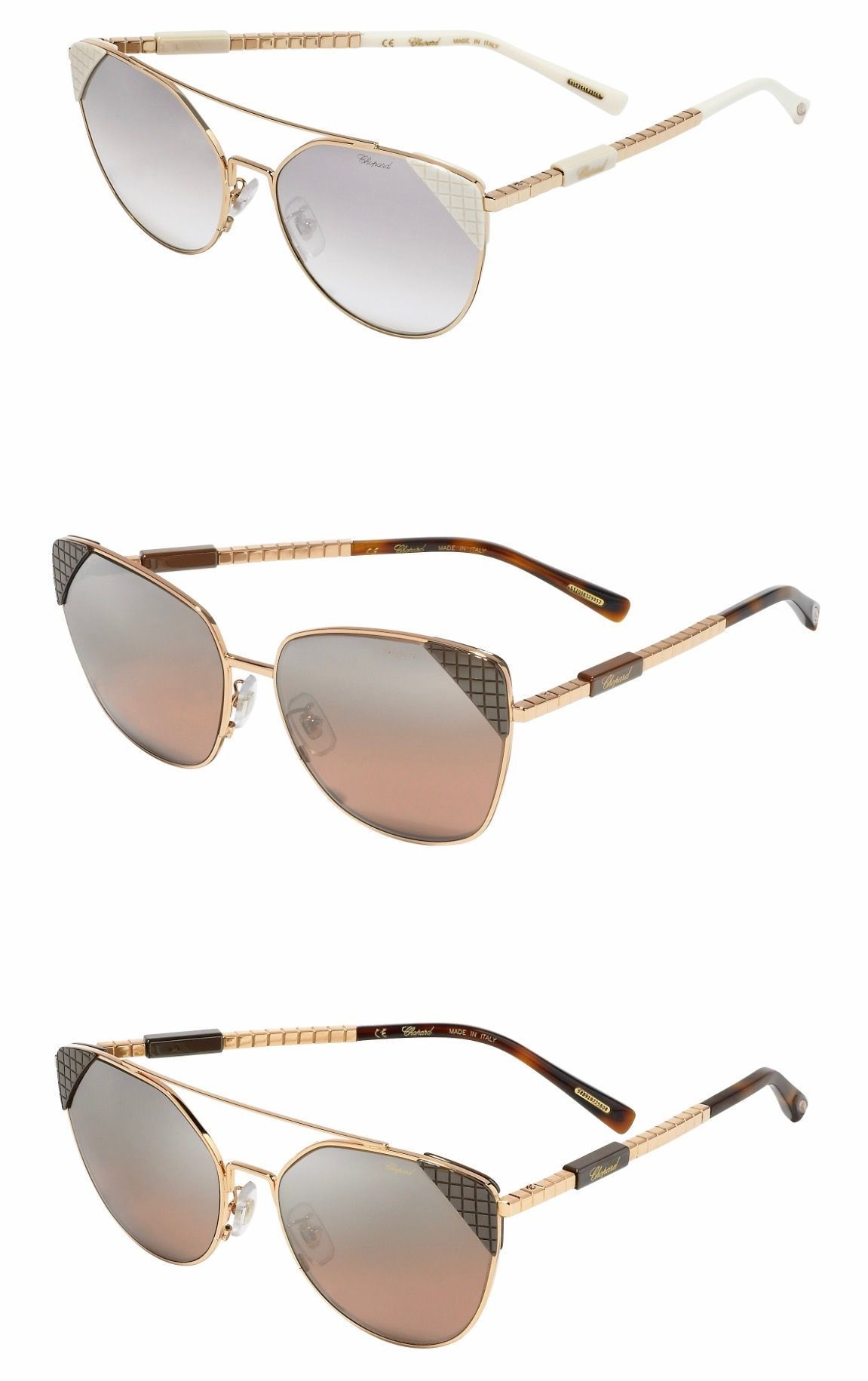 Chopard: Ice Cube Eyewear Collection